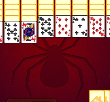 Пасьянс скорпион простой играть бесплатно в онлайн без регистрации